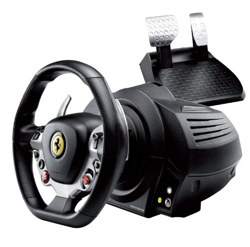 73 opinioni per Thrustmaster TX Racing Wheel Ferrari 458- Italia Edition (Xbox One)