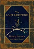 51HUxzjQaPL. SL160  Review: The Last Lecture (Free Give away #17)