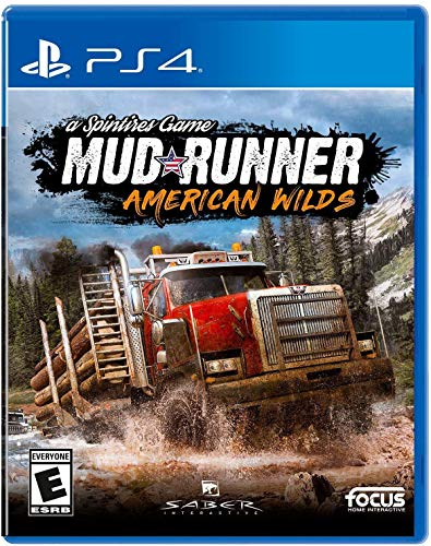 Mudrunner - American Wilds Edition - PlayStation 4 (Best Race Game Ps4)