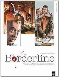 Borderline, Tome 4 : Martyr par Nathalie Berr