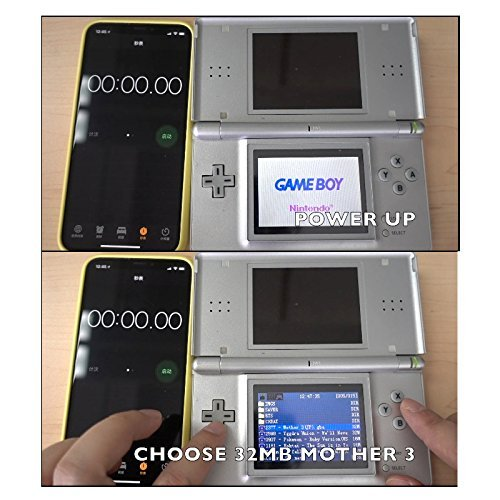 2de68d4e3c3 EZ-Flash Omega Micro SD Game Card for GBA GBASP NDS IDSL NDSL Latest Version   Amazon.co.uk  PC   Video Games