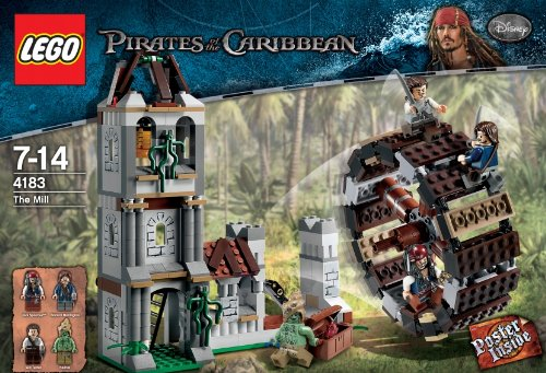 Top 9 Best Lego Pirates of the Caribbean Reviews in 2020 6