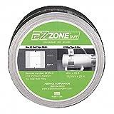 Aquasol EZ-ZT4.0 EZ Zone Tape, 4'' Wide, 2'' Adhesive Free''Zone'' Width, 75' Length