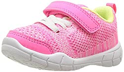 Carter's Baby Ultrex Boy's & Girl's Lightweight Sneaker, Pink, 6 M Us Toddler