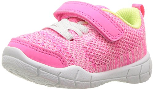 Carter's Baby Ultrex Boy's and Girl's Lightweight Sneaker, Pink, 10 M US Toddler for $<!--$12.99-->