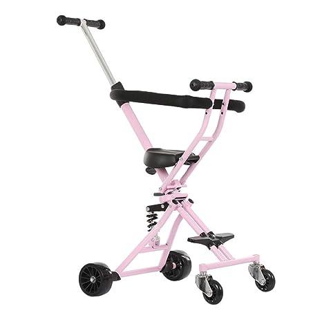 4,7 kg Alta Vista del Carro de Bebé con Anti-Shock Springs 4 ...