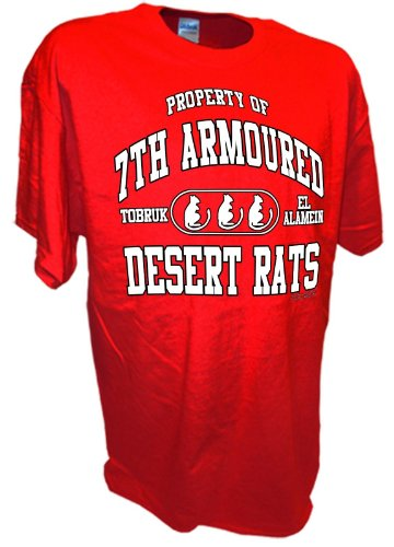 Red Top Division T-shirt - Men's