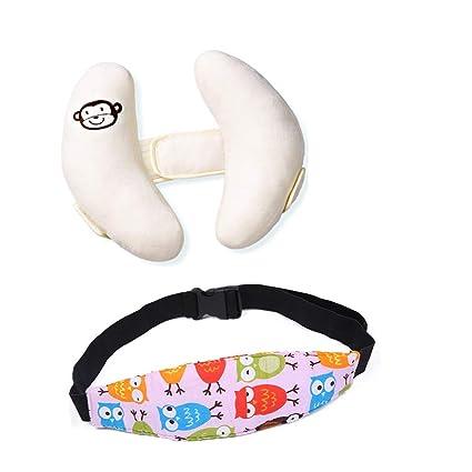 G-Tree soporte cabeza bebé, apoyo para cabeza bebé con la correa cabeza para