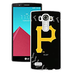 Beautiful Designed Case With Pittsburgh Pirates White For LG G4 Phone Case