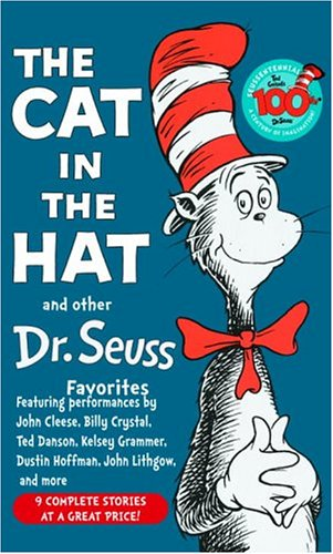 The Cat in the Hat and Other Dr. Seuss Favorites: 9 Complete Stories (Cat in the Hat, Horton Hears a Who, How the Grinch Stole Christmas, Did I Ever Tell You How Lucky You Are?, The Lorax, Yertle the Turtle, Thidwick, Horton Hatches the Egg, Cat in the Hat Comes Back) (Dr Seuss Yertle The Turtle)