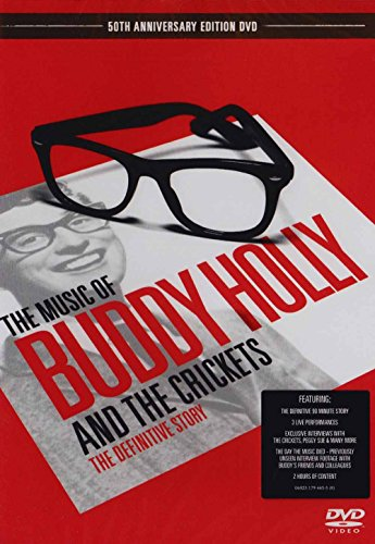 Price comparison product image The Music of Buddy Holly and The Crickets: The Definitive Story