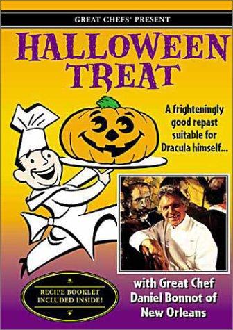 Halloween Treat (English Halloween Food)