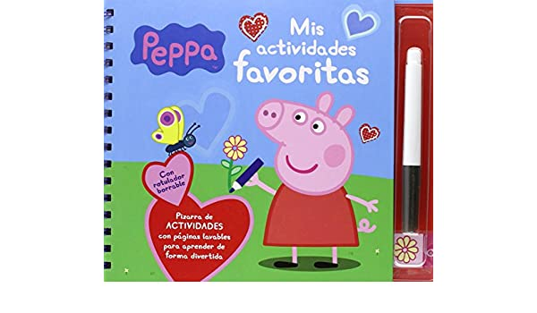 ACTIVI.FAVORITAS PEPA-PIG CLIC: 9788415857877: Amazon.com: Books
