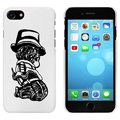 Blanc 'Steampunk Bébé Garçon' étui / housse pour iPhone 7 (MC00080016)