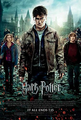 Harry Potter and the Deathly Hallows: Part II Movie Poster