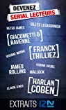 Recueil Serial Lecteurs 2014 par Izner