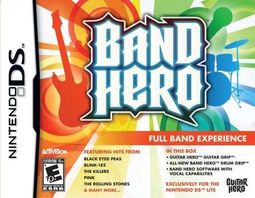 Red Guitar Skin (Band Hero NDS Bundle)