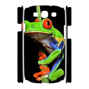 Case Of Frog Customized Hard Case For Samsung Galaxy S3 I9300
