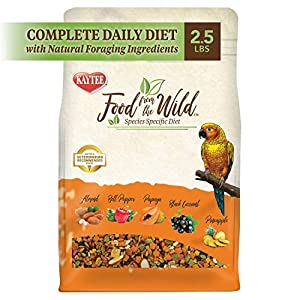 Kaytee Food from The Wild Conure 2.5 lb.