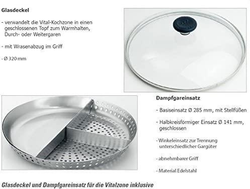 Teka gkst 75 Z2 Vital vitrocerámica Autark: Amazon.es ...