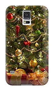 New fashionable designed Merry Christmas New TPU phone protection case/cover For Samsung Galaxy s5