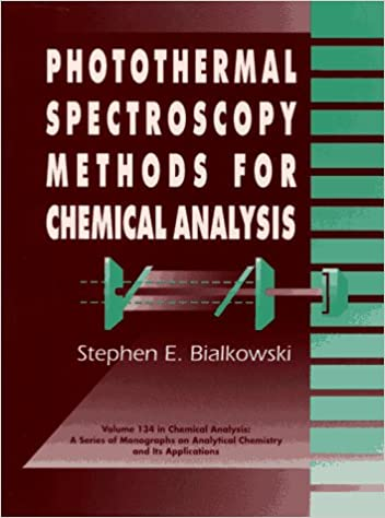 Photothermal Spectroscopy Methods for Chemical Analysis