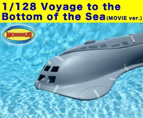 39 Inch 8 Window Seaview by Moebius Models (Kit Model Seaview)