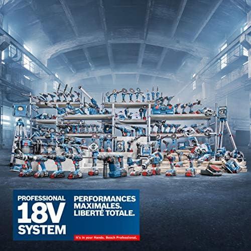Livraison Rapide Bosch Professional  GDS18VLIHTN 18V System Boulonneuse sans-fil GDS 18V-LI HT (Couple Maxi : 650 Nm, Vissages M12 - M20, Carré Mâle 1/2 Pouce, sans Batterie/Chargeur, dans Carton)  D8x4E
