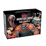 img - for Dungeons & Dragons Spellbook Cards: Monsters 0-5 (D&D Accessory) book / textbook / text book
