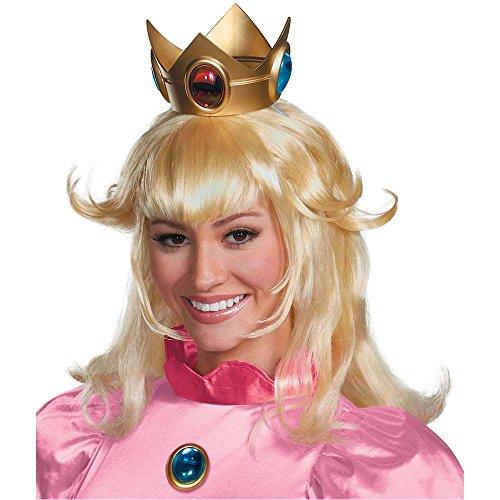 Princess Peach Accessories (Princess Peach Wig Costume Accessory)