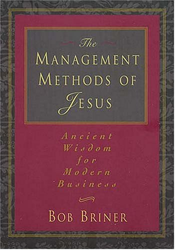 9 best management methods of jesus
