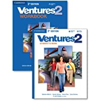 Ventures Level 2 Value Pack (Student's Book with Audio CD and Workbook with Audio CD)