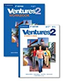 img - for Ventures Level 2 Value Pack (Student's Book with Audio CD and Workbook with Audio CD) book / textbook / text book