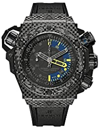 Hublot King Power Automatic-self-Wind Male Watch 732.QX.1140.RX (Certified Pre-Owned)