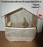 Sheer Guard Bird Cage Skirt - Medium Size