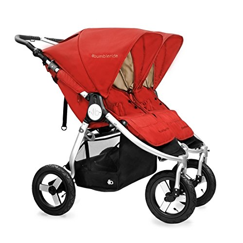 Bumbleride 2016 Indie Twin Stroller (Red Sand) by Bumbleride (Image #1)