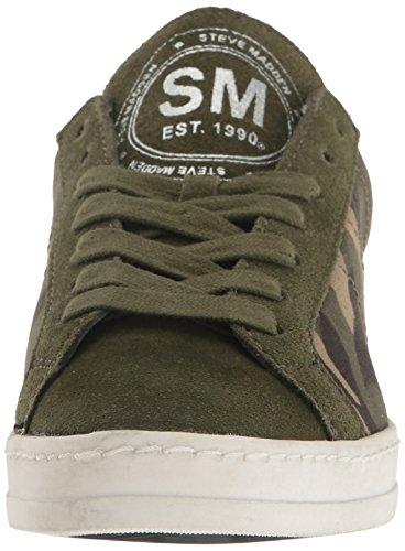 Steve Madden Kvinners Blast Mote Sneaker Kamuflasje