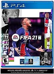 FIFA 21 - Standard Edition - PlayStation 4