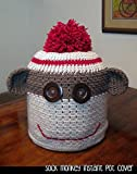 Sock Monkey Instant Pot Cover