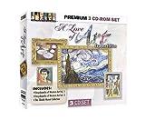 A Love of Art 3 CD-ROM Set (Jewel Case)