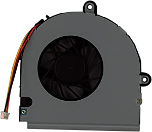 Laptop CPU Cooling Fan Compatible for Gateway NV55C Series NV55C03U NV55C05U NV55C11U NV55C14U NV55C15U NV55C17U NV55C19U NV55C22U NV55C24U NV55C25U NV55C26U NV55C28U NV55C29U NV55C30U NV55C31U Series