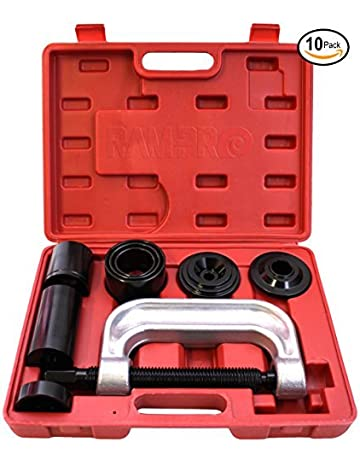 RAM-PRO Ball Joint Press Service Repair Kit, Removal Tool Set, 2/