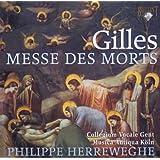 Gilles - Messe des Mortes