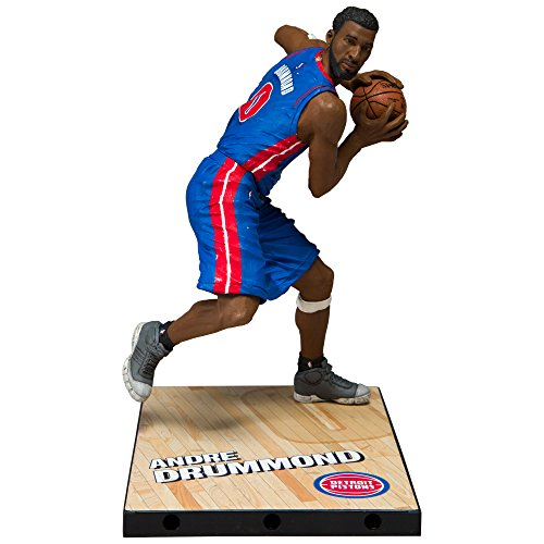 fan products of McFarlane Toys Nba Series 31 Andre Drummond Detroit Pistons Action Figure