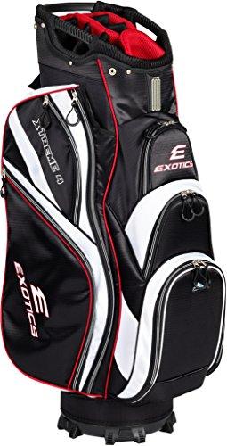 Best Tour Edge Golf Bag - Tour Edge Male Exotics Xtreme4 Cart