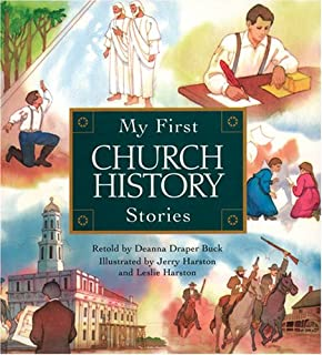 My First Church History Stories