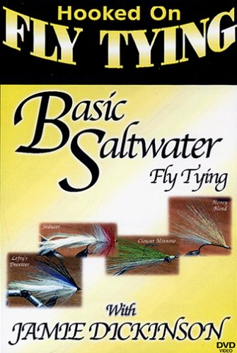- Basic Saltwater Fly Tying (Saltwater Fly Tying Videos)