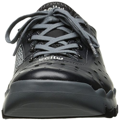 Ccilu Mens Crandell Wax Fashion Sneaker Black o7HCg