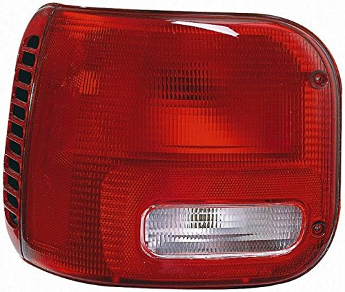- TYC 11-5348-01 Dodge Van Driver Side Replacement Tail Light Assembly