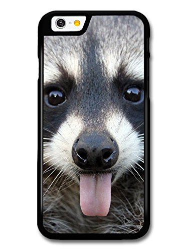 Cool Cute Funny Cheeky Raccoon Photography Wild Animal Nature case for iPhone 6 6S